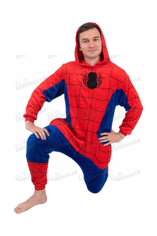 Кигуруми Человек паук / Спайдермен - 5