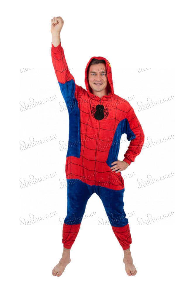 Кигуруми Человек паук / Спайдермен - 2
