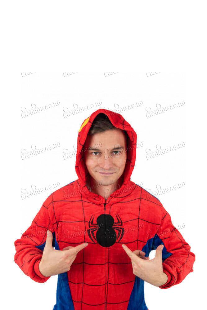 Кигуруми Человек паук / Спайдермен - 7