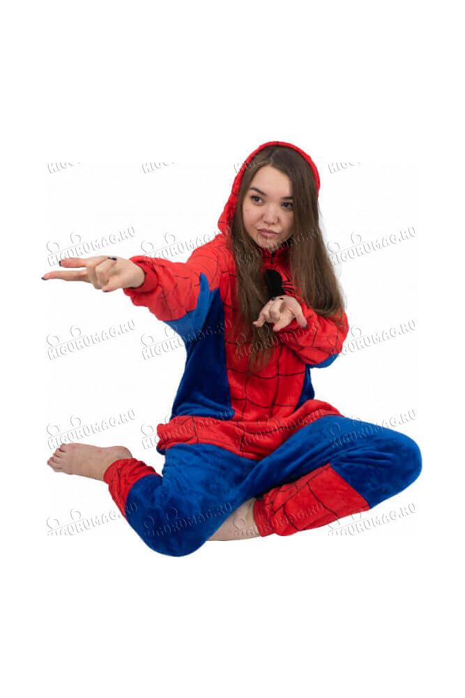 Кигуруми Человек паук / Спайдермен - 11