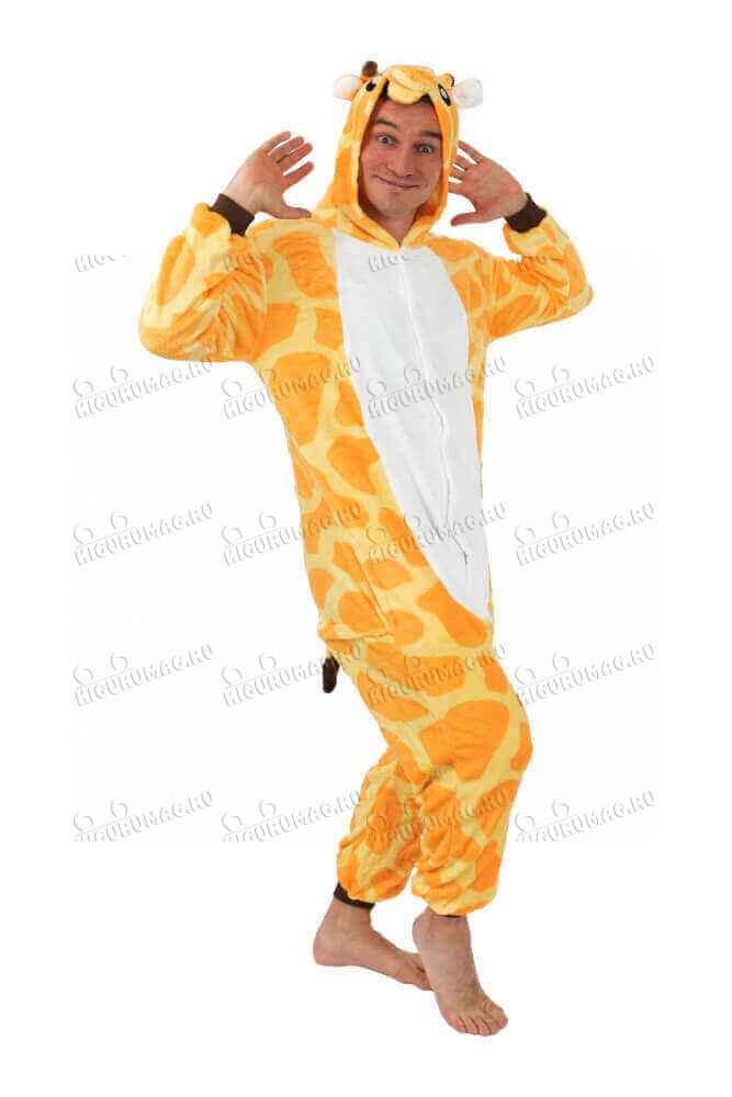 Кигуруми Жираф - 3