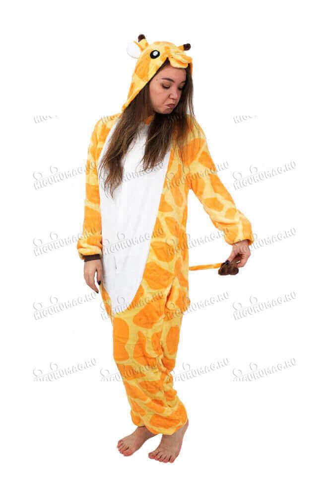 Кигуруми Жираф - 11