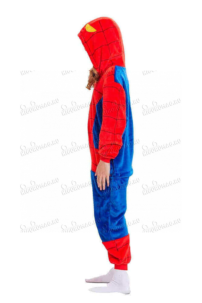 Кигуруми Человек-паук - 5