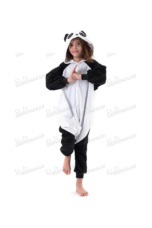 Кигуруми детская Панда