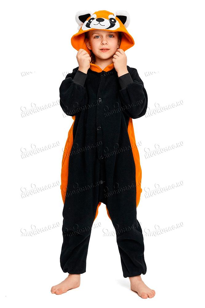 Кигуруми детский Енот