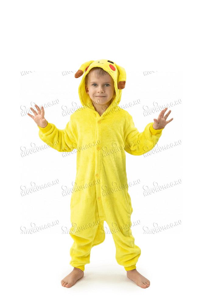 Кигуруми детский Пикачу - 2