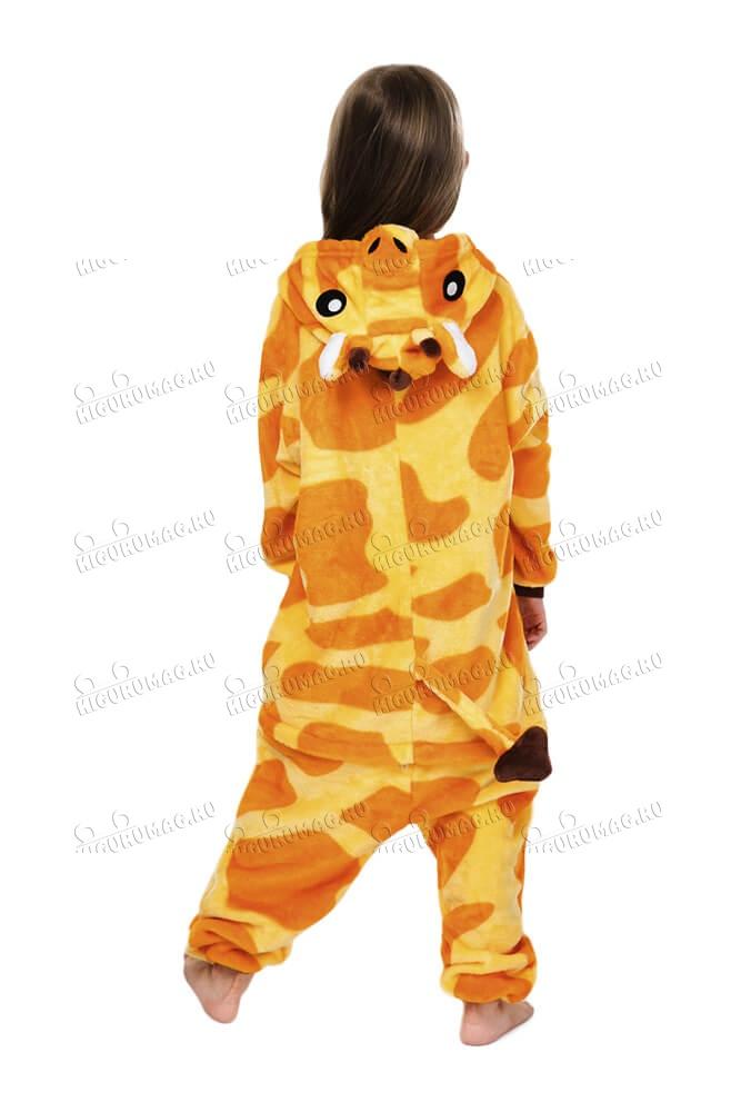 Кигуруми детский Жираф - 7