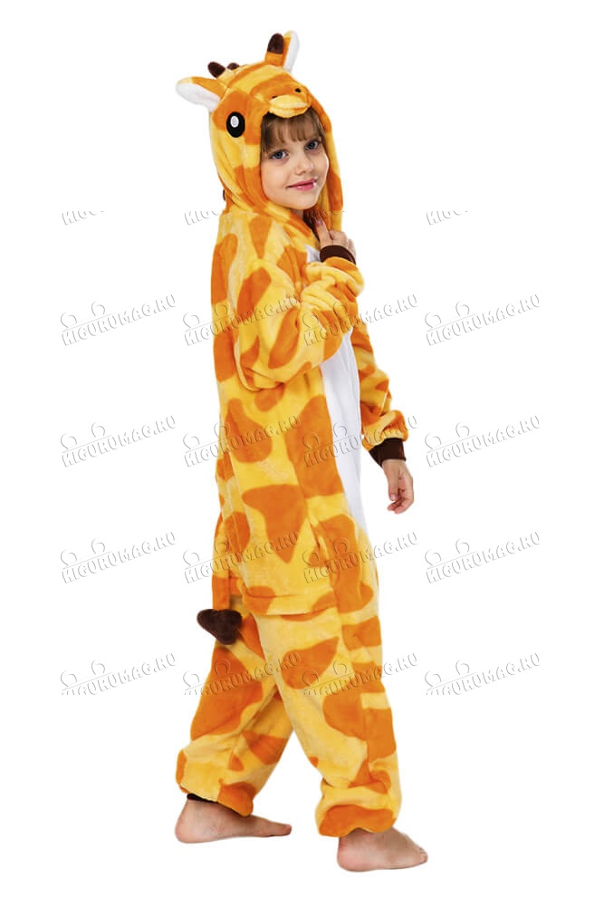 Кигуруми детский Жираф - 6