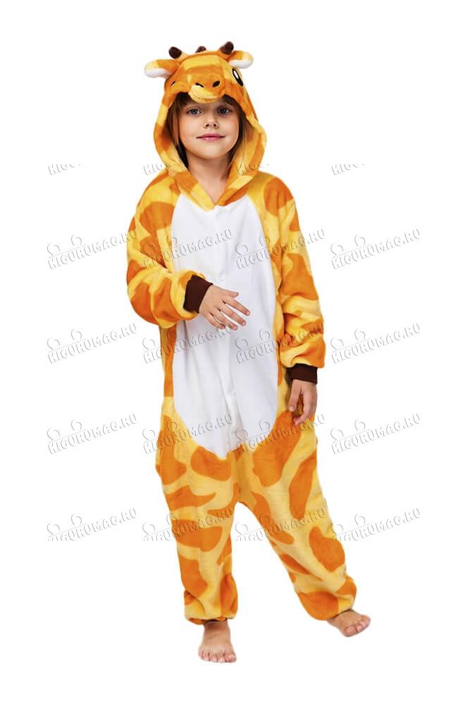 Кигуруми детский Жираф