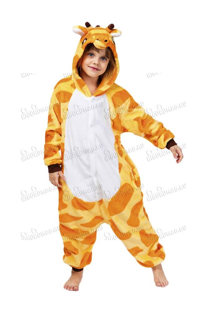 Кигуруми детский Жираф - 2