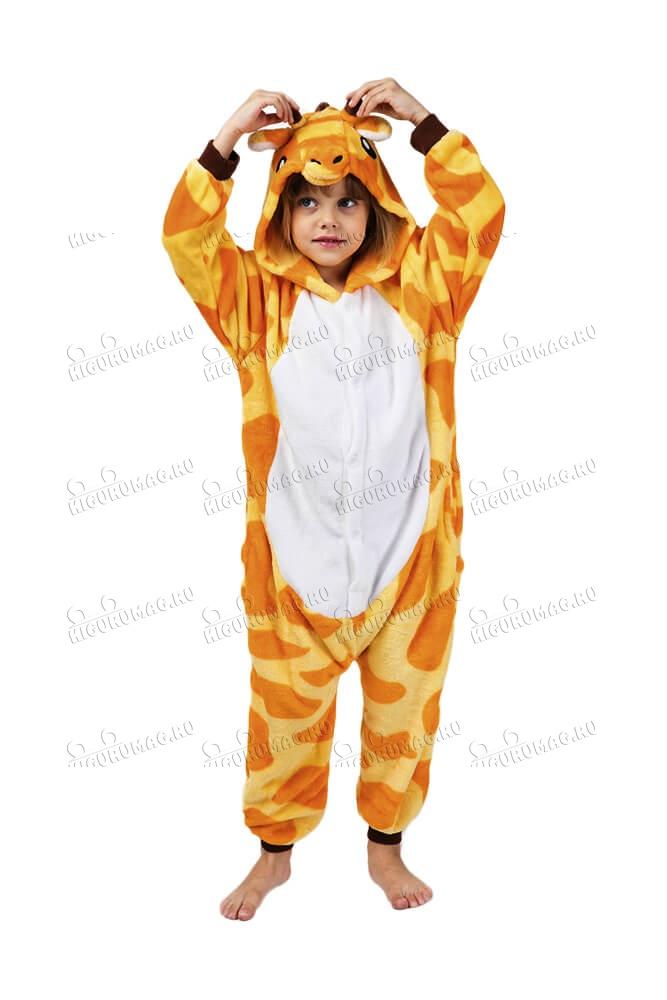 Кигуруми детский Жираф - 5