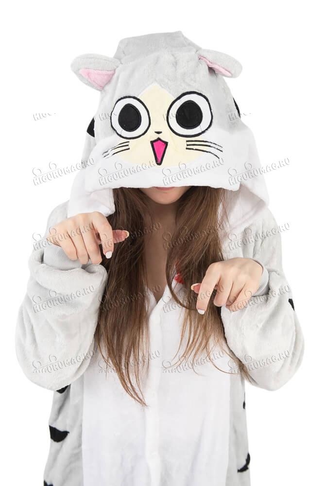 Кигуруми Котёнок Чи - 7