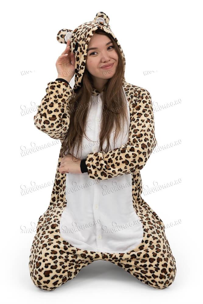 Кигуруми Леопард - 5