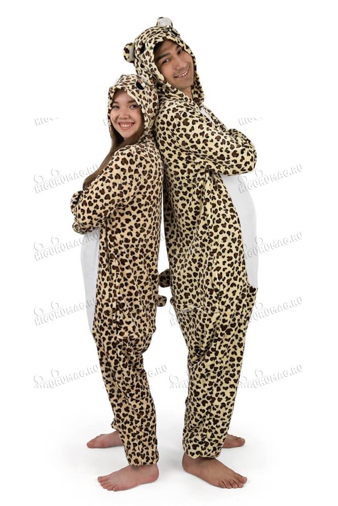 Кигуруми Леопард