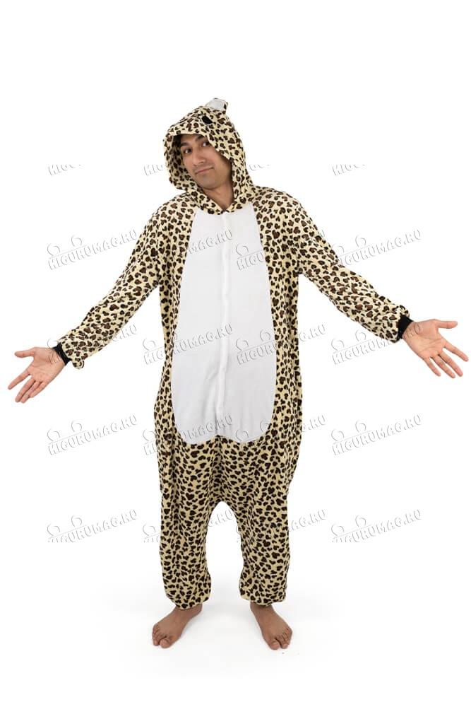 Кигуруми Леопард - 8