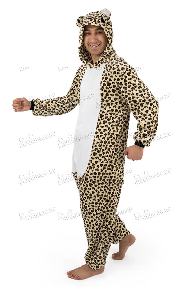 Кигуруми Леопард - 10