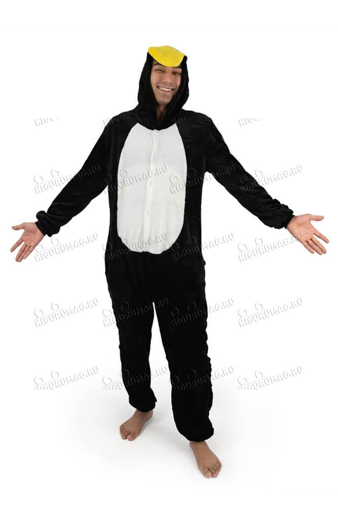 Кигуруми Пингвин - 2