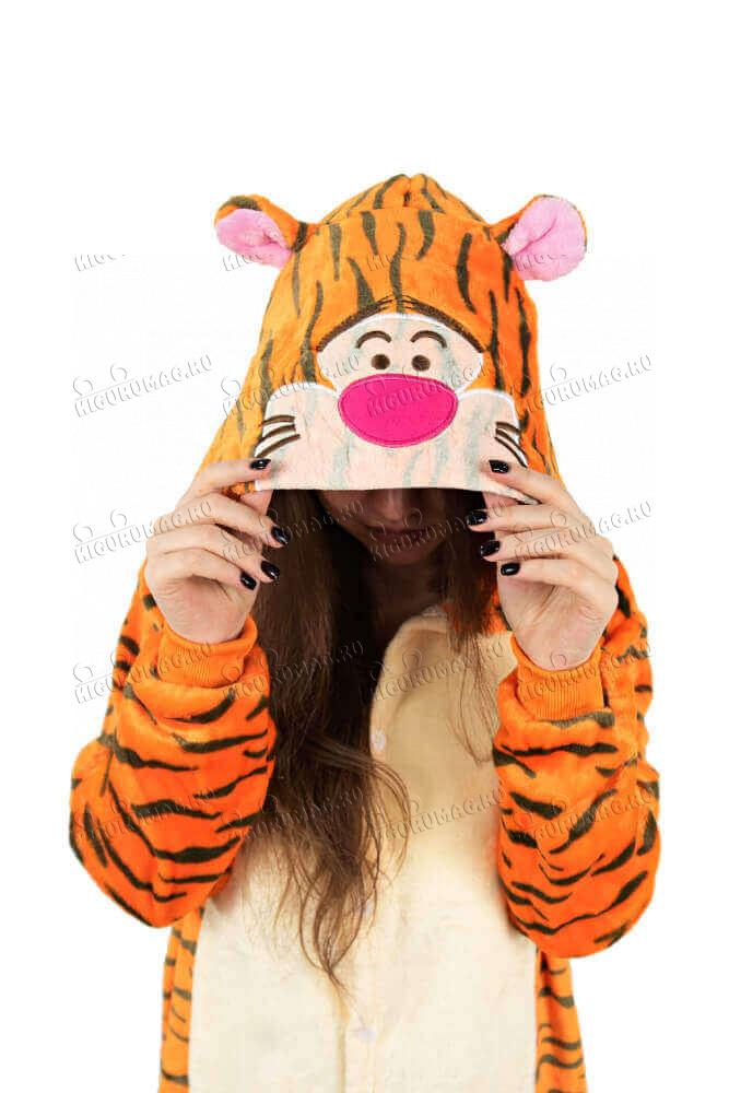 Кигуруми Тигр - 13