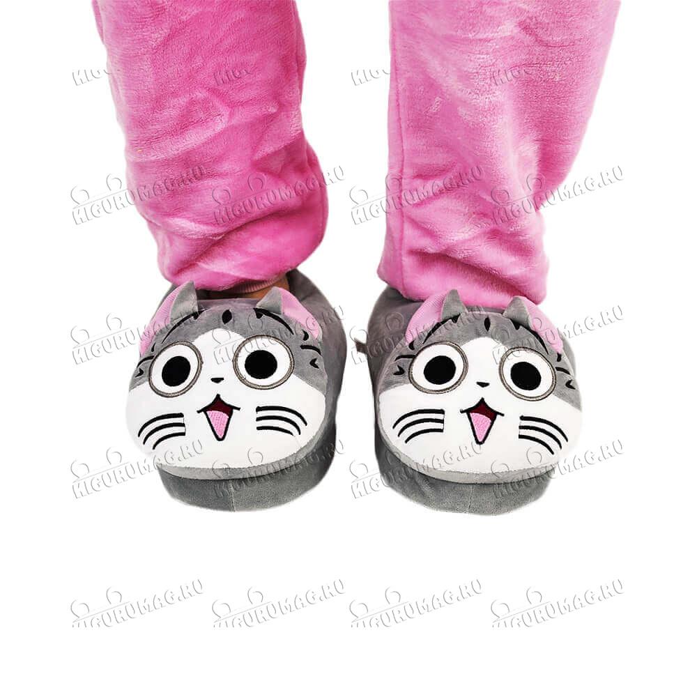 Тапки Котёнок Чи, 28 см