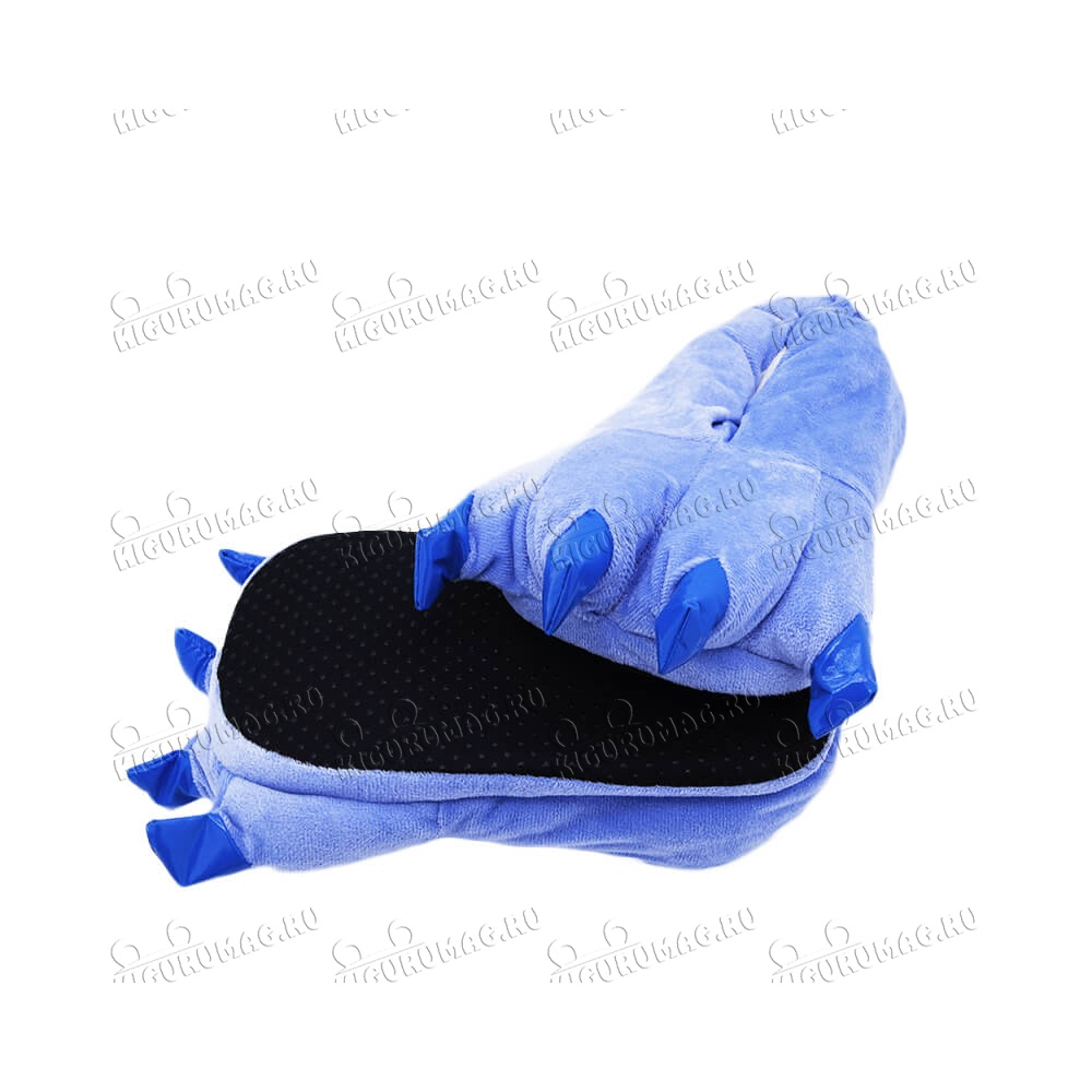 Тапки Лапки синие M, 35-40 размер - 7