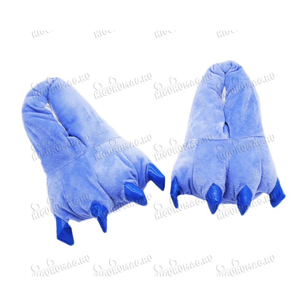 Тапки Лапки синие M, 35-40 размер - 6